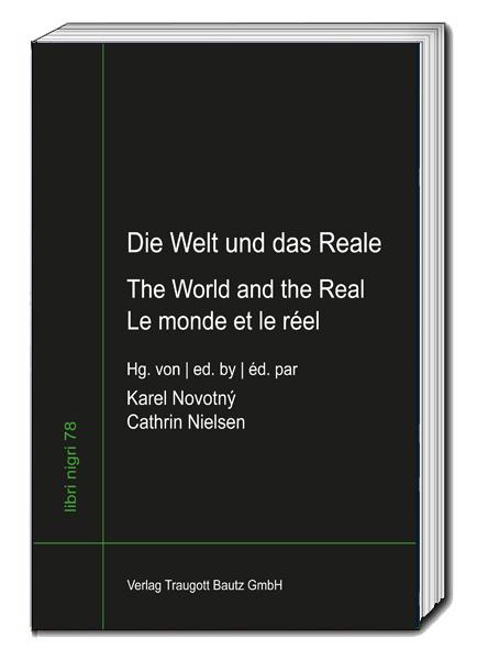 Die Welt und das Reale Book Cover